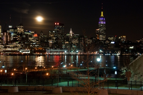 The View From Hoboken NJ