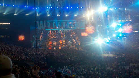 Wrestlemania Atlanta